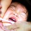 子供が歯磨き中にぐずって暴れる…どう対処すべき?夫のひょんな行動からひらめいた!
