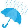 雨いろいろ  邪気を避ける無根水(風水)