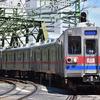 7/24-26 京成3100形3152編成 J-TREC横浜(総車)出場(&ターボ君送込回送)