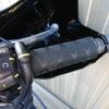 【バイクに使える釣り用品⁉】バイクのグリップの滑りと消耗対策