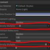 Unityで環境光の強弱をコントロールする、今と昔のゲームプログラミング