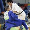 羽賀、柔道男子100キロ級で銅…3位決定戦で