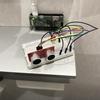 Raspberry Pi と距離センサーでトイレセンサーを作ってみた