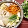 鍋で食べた野菜による、必要な栄養成分の充足率を計算してみた。