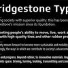 グッドデザイン賞受賞Bridgestone Type