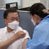 (海外反応) 中国の官営メディア「中国と韓国の経済協力規模、米国をけん制」中国官営メディア「韓国と中国の経済協力規模、圧倒的な韓米けん制」「良心宣言すべき」…文大統領のワクチン接種で看護師を狙った脅迫が議論