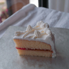 いちごジャムのショートケーキ