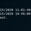 Linuxの便利コマンド、screenコマンドを使ってみた