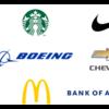日本のブランドロゴは世界と比較して文字だらけなのか?