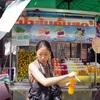 【オレンジジュース放浪記】カオサンロードのオレンジジュースうまい