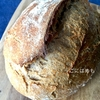 【天然酵母】栄養たっぷり!スペルト小麦と小麦胚芽の天然酵母パン。作り方・レシピ。