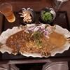 【スープカレーなっぱ】北新地で衝撃のカレーを食べる!うなぎとなめこのハーモニーうなめこ!