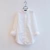 白いシャツと職人