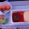 美味しいAir New Zealand' 機内食♡