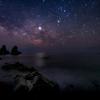 銀河の季節