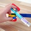 レゴ:ハサミの作り方 LEGOクラシック10696だけで作ったよ(オリジナル)
