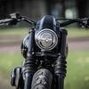 パーツ:Thunderbike「Upper Fork Cover / アッパーフォークカバー」