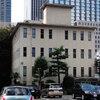 東京の古いビル