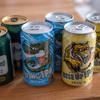 買い物日記:エチゴビール、KALDIさけ中骨水煮缶とスモークベーコン