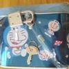 ドラえもんの鍵付き貯金箱と付箋つきチョコバック~家族へのバレンタインチョコ探し