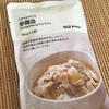 お粥の代わりに、無印「ごはんにかける 参鶏湯(サムゲタン)」なんてどうでしょう?
