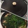 ストウブで水炊き&角煮