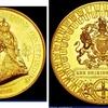 イギリス1897年ヴィクトリア ダイアモンドジュビリー超大型メダル