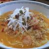 ラ王 GOHOUBI 豆乳の担々麺