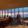 サンセットを見ながら優雅なディナーを!デュシタニグアムのアクアは最高の雰囲気でした!