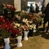北京のバレンタインは、西欧風。