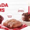 Tim Hortons カナダ150周年ドーナツ