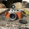 CORFIELD LUMAX 1:2,8/45 Leica Ⅲb & フジ記録用100で目測チャレンジするも不発