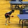 リーグ1戦目・五番 2019年 全日本実業団卓球大会・和歌山大会