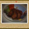 「チョコとココアのクッキー」の思ひで…