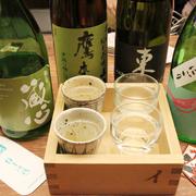 博多駅ナカの角打ちで日本酒飲み比べ!「住吉酒販」は九州の酒文化を一挙に楽しめる最高の立ち飲みスポットだ
