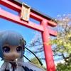 丹頂ミクさんと行く都内の神社【亀戸天神社編】