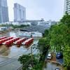 災害が極端に少ないタイ・バンコク