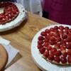 フレジエとイチゴのバースデーケーキと謎の名前