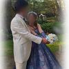 M様結婚式☆ (鹿児島県霧島市プリザーブドフラワー・霧島市プリザーブドフラワーウェディングブーケのハートローズ)