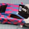 【Mini-Z】ミニッツ定番ボディであるマクラーレン12Cが転びまくる! ~フロントリップの重要性~