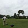 ミニコース練習:南筑波ゴルフ場