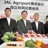 日本航空(JAL)はアグリビジネス業『和郷』と共同出資会社『JALアグリポート』を設立し、農業事業へ初参入!2019年春に飲食施設・2020年夏に体験型農園施設を開園へ!!