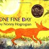 One Fine Day きょうはいいてんき by Nonny Hogrogian