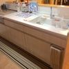 キッチンマットの断捨離&マットの下の床のべたべたをキレイに取る掃除方法