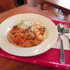 One of western foods in Japan 「Spaghetti Napolitan」