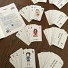 【英語教材】「カードで遊んで英語大好き!!B.B.カード」難波悦子作 と、「勉強嫌いの子どもがときめく魔法の英語学習法B.B.メソッド」」難波悦子著