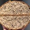 胡麻葱パン。