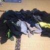 汚部屋脱出お片付け計画 9日目: 衣装ケース二段目・三段目の片付け