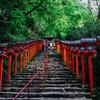 京都の新緑・貴船神社に行ってきた