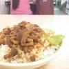 トランジット8時間で台湾グルメを満喫!金峰魯肉飯(ルーローハン)を食べてきた!